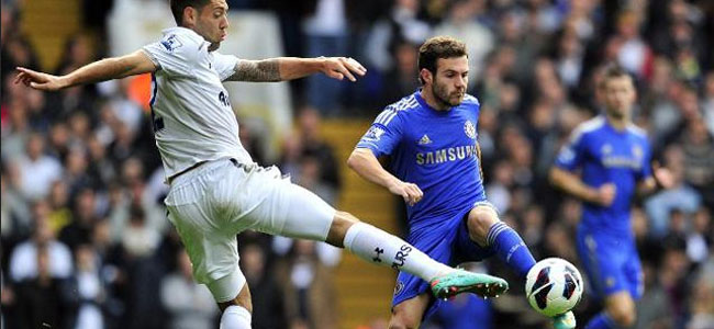VIDEO: Remis Tottenhamu z Chelsea