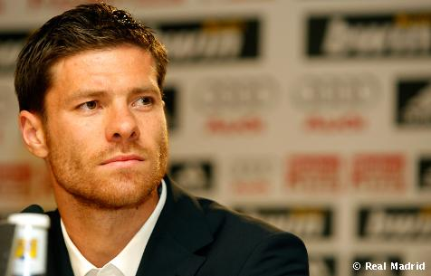 Xabi Alonso wraca do gry!