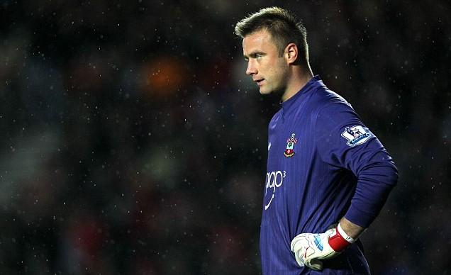 VIDEO: Boruc zatrzymał Manchester United